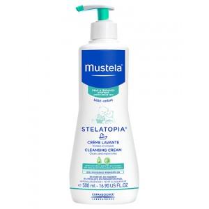 Мустела крем для мытья Дермопедиатрия Стелатопиа (Mustela Dermo-Pediatrics Stelatopia)