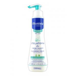 Мустела крем для мытья Дермопедиатрия Стелатопиа (Mustela Dermo-Pediatrics Stelatopia) 200ml