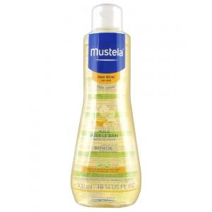 Мустела масло для ванной (Mustela Bebe) 300 ml
