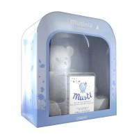 Мустела BеBе туалетная вода для детей с игрушкой для мальчика (Mustela Bebe) 50 мл