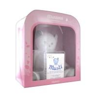 Мустела BеBе туалетная вода для детей с игрушкой для девочки (Mustela Bebe) 50 мл