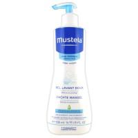 Мустела BеBе время купаться гель для мытья с помпой (Mustela BeBe) 500 ml