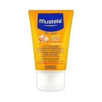 Мустела молочко солнцезащитное для лица и тела SPF 50+ (Mustela) 100 ml