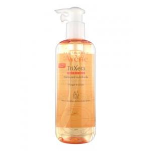 Авене Трикзера-Нутришион очищающий флюид (Avene, Trixera-Nutrition)