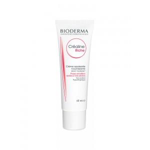 Биодерма Клеарлайн/Сенсибио крем успокаивающий для чувствительной кожи Риш (Bioderma, Crealine/Sensibio) 40 ml