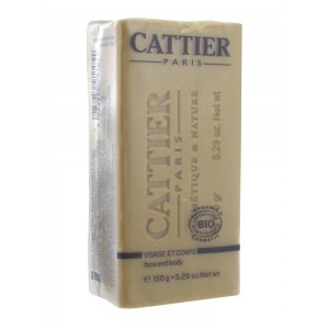 Каттьер Argimiel нежное растительное мыло (Cattier) 150г