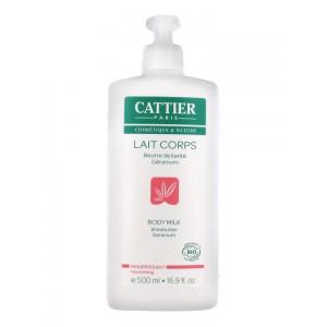 Купить Каттьер питательное молочко для тела 500мл из категории Уход за телом