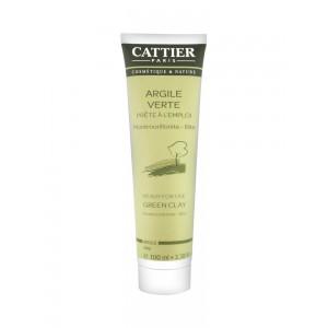 Купить Каттьер готовая к использованию зеленая глина (Cattier) 100мл из категории Жирная и проблемная кожа