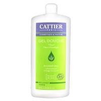 Каттьер Гель для душа с экстрактом лайма и цветов апельсина (Cattier) 1Л