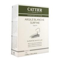 Каттьер супер тонкая белая глина  (Cattier) 200г