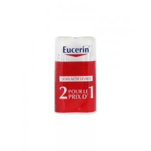Эуцерин Active Care активный уход для губ 1 + 1 (Eucerin, Sensitive Skin)