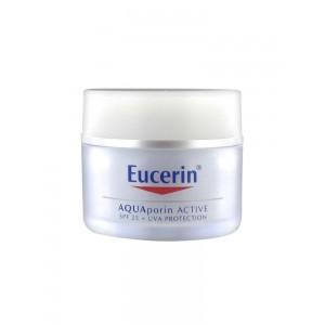 Эуцерин Аквапорин Актив дневной увлажняющий уход для всех типов кожи с SPF 25 + (Eucerin, Aquaporin Activ) 50мл