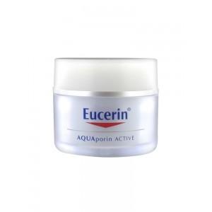 Эуцерин Аквапорин Актив дневной увлажняющий уход для нормальной и комбинированной кожи (Eucerin, Aquapoin Activ) 50мл