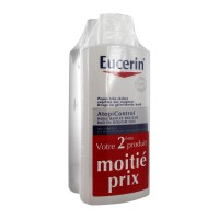 Эуцерин AtopiControl масло для ванны и душ (Eucerin) 2 х 400 мл