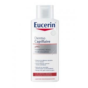 Купить Эуцерин Dermo Capillaire pH5 мягкий шампунь (Eucerin) 400мл из категории Шампуни для ежедневного ухода