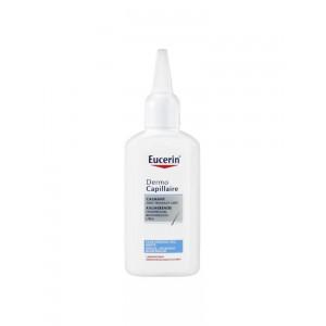Купить Эуцерин Dermo Capillary успокаивающий уход для кожи головы с мочевиной (Eucein) 100мл из категории Шампуни для ежедневного ухода