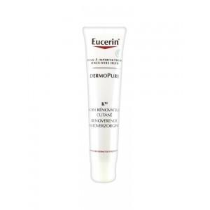 Эуцерин дермо пью K10 Skin Renovator Care (Eucerin Dermo Pure) 40ml