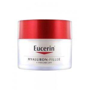 Купить Эуцерин Гиалурон-филлер+ вольюм лифт дневной уход SPF15 для сухой кожи (Eucerin Hyaluron-Filler + Volume-Lift) 50ml из категории Антивозрастной уход