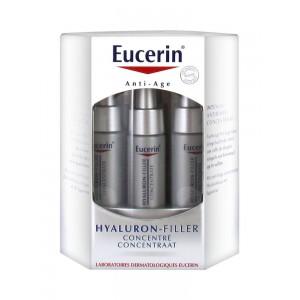 Купить Эуцерин Гиалурон-Филлер концентрат Precision Care (Eucerin, Hyaluron-Filler) 6x5ml из категории Сыворотки и концентраты