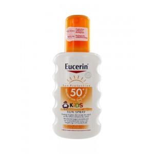 Купить Эуцерин солнцезащитный спрей детский SPF 50+ (Eucerin, Sun Protection) 200мл из категории Для детей
