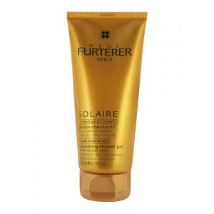 Рене Фуртерер гель для душа для тела и волос (Rene Furterer) 200ml