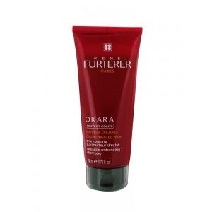 Рене Фуртерер Okara Protect Color укрепляющий шампунь для окрашенных волос (Rene Furterer)