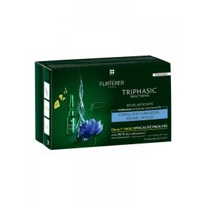 Рене Фуртерер Трифазик Реакшионель лечение против выпадения волос (Furterer, Triphasic Reactional) 12 x 5ml