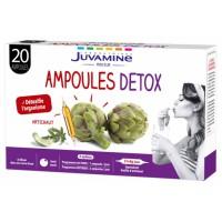 Жувамин артишок детокс (Juvamine, Slimness Promise) 20 Флаконов