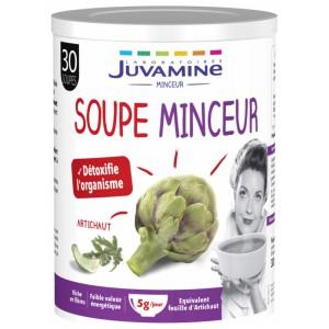 Купить Жувамин артишок суп для стройности (Juvamine, Slimness) 300г из категории Пищевые добавки