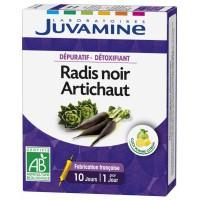 Жуамин черная редька и артишок (Juvamine, Slimness Promise) 10 флаконов