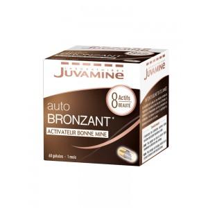 Купить Жувамин Bronzage Sublime автозагар (Juvamine, Beauty Promise) 60 Капсул из категории Пищевые добавки