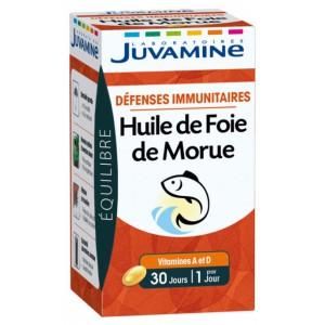 Жувамин Рыбий Жир (Juvamine, Health Promises) 30 гель-капсул