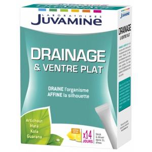 Купить Жувамин дренаж и плоский живот  (Juvamine, Slimness) 14 саше из категории Пищевые добавки