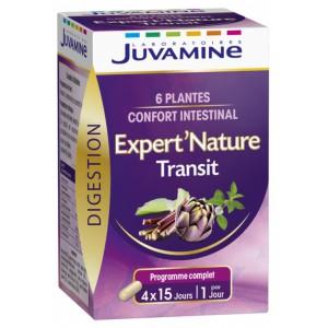 Купить Жувамин эксперт транзит (Juvamine, Health Promises) 60 капсул из категории Пищевые добавки