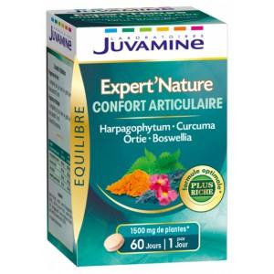Купить Жувамин Эксперт'Nature комфорт суставов (Juvamine, Health Promises) 60 Таблеток из категории Пищевые добавки