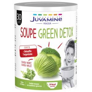 Купить Жувамин зеленый суп-детокс (Slimness Promise) 300г  из категории Пищевые добавки