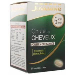 Купить Жувамин от выпадения волос + рост ( Juvamine, Beauty Promise) 30 Таблеток из категории Пищевые добавки