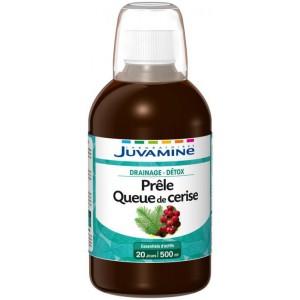 Купить Жувамин хвощ и вишня  (Juvamine, Essentiels д'Actifs) 500 мл  из категории Пищевые добавки