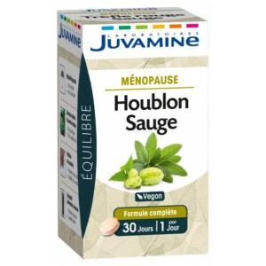 Купить Жувамин менопауза  шалфей и хмель (Juvamine, Health Promises) 30 таблеток из категории Пищевые добавки