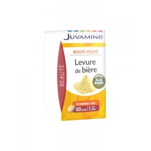 Купить Жувамин фито пивные дрожжи (Juvamine, Beauty Promise) 50 таблеток из категории Пищевые добавки