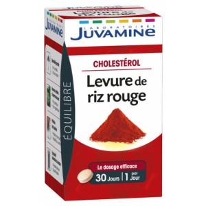 Купить Жувамин Фито красный дрожжевой рис (Juvamine, Health Promises) 30 таблеток из категории Пищевые добавки