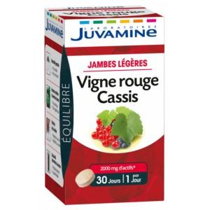 Купить Жувамин Фито красный виноград и черная смородина (Juvamine, Health Promises) 30 таблеток из категории Пищевые добавки