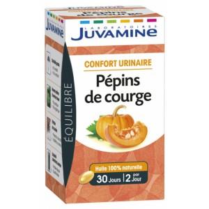 Купить Жувамин Фито семена тыквы  (Juvamine, Health Promises) 30 капсул из категории Пищевые добавки