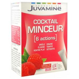 Купить Жувамин коктейль стройности 6 действия (Slimness Promise)14 саше из категории Пищевые добавки
