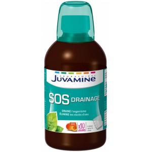 Купить Жувамин SOS дренаж (Juvamine, Slimness Promise) 500мл из категории Пищевые добавки