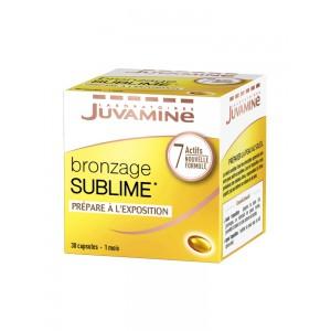 Жувамин Sublime Tan капсулы для загара (Juvamine, Beauty Promise)30 капсул