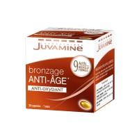 Жувамин автозагар антиэйдж, антиоксидант капсулы (Juvamine, Beauty Promise) 30 капсул