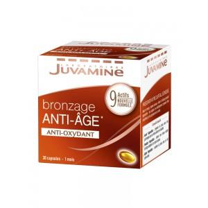 Купить Жувамин автозагар антиэйдж, антиоксидант капсулы (Juvamine, Beauty Promise) 30 капсул из категории Пищевые добавки