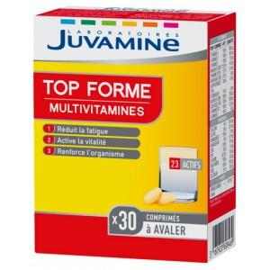 Купить Жувамин Топ Форм мультивитамины (Juvamine, Multivitamins) 30 таблеток из категории Пищевые добавки