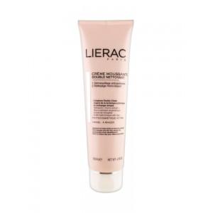 Купить Лиерак очищающий крем двойного действия 2в1 (Lierac Foaming Cream Double Cleanser) 150ml из категории Очищение/демакияж